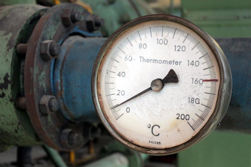 Termoelektryczne czujniki temperatury
