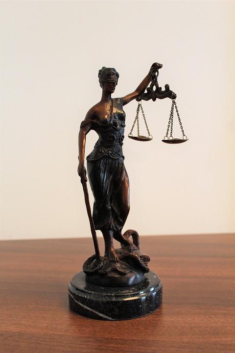 Pokój w kancelarii adwokackiej