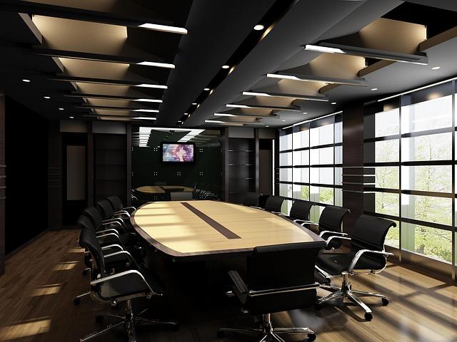 Materiały budowlane do wykończenia biura wirtualnego