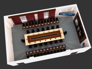 projekt wirtualnego biura