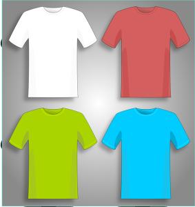 Koszulki bez nadruku