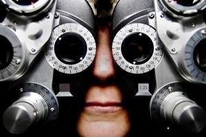 badanie w salonie optycznym