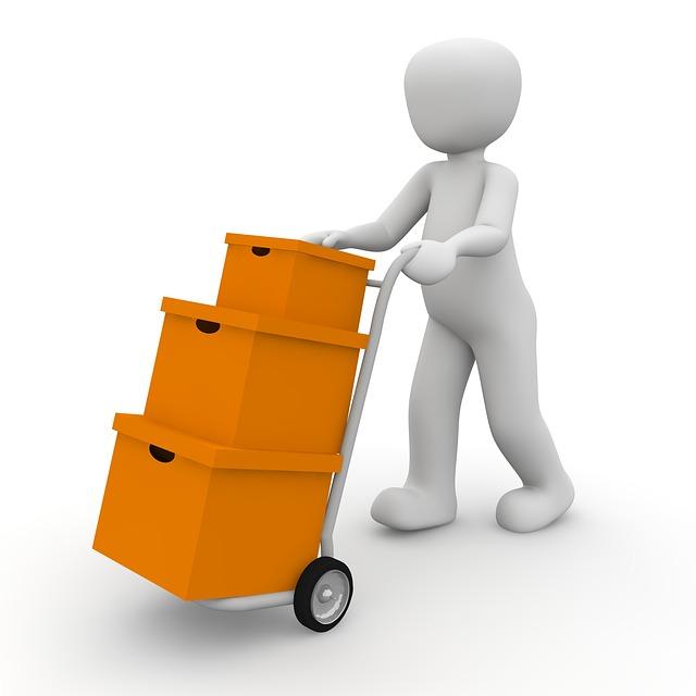 Jak zapakować rzeczy do transportu podczas przeprowadzki?