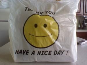 foliowa torba reklamowa z nadrukiem