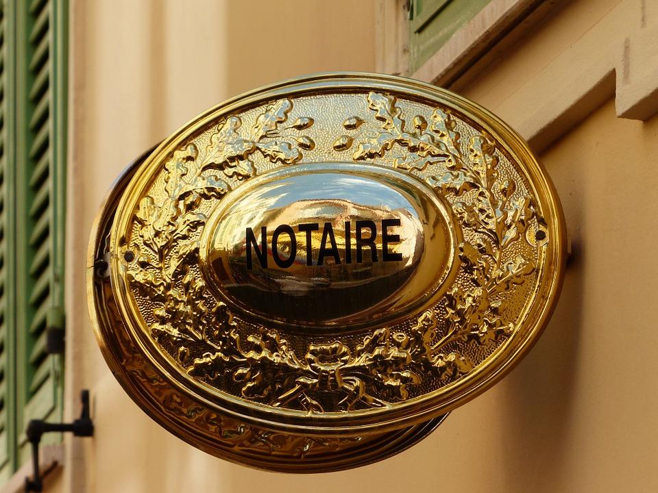 znak notariusza