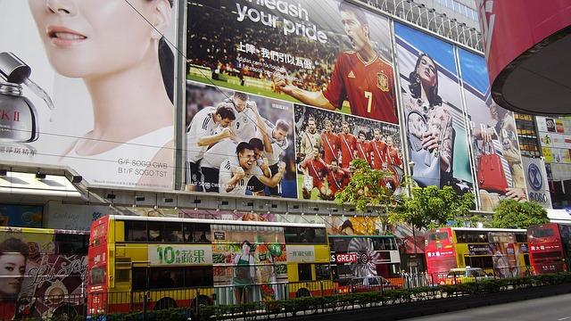 Tablice reklamowe – jak jeszcze można reklamować firmę?