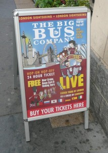 tablice reklamowe