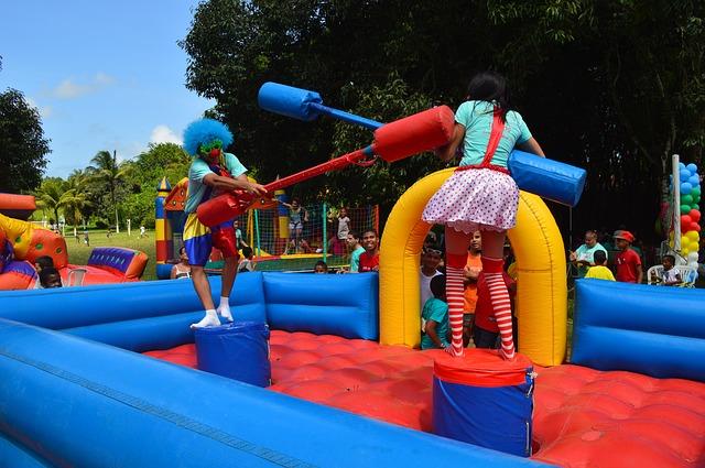 Jak powinniśmy zorganizować imprezę dla dzieci?