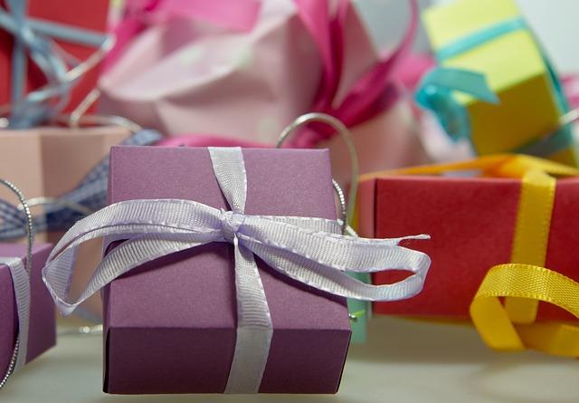 spersonalizowane prezenty