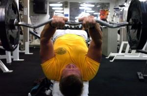 trening indywidualny w siłowni