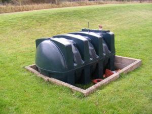 zbiorniki na olej opałowy dwupłaszczowe