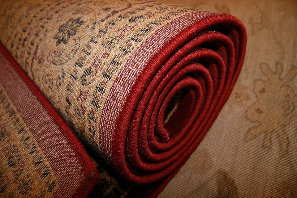 Czyszczenie dywanów z sierści