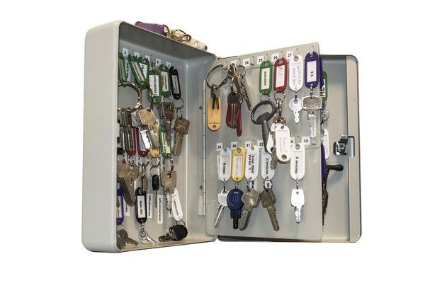 Nowoczesne depozytory kluczy