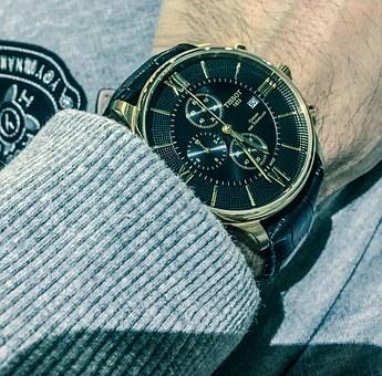 Markowe zegarki Tissot