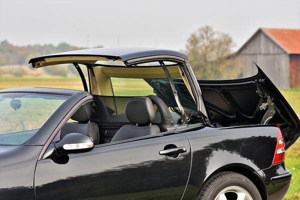 Sprzedaż sprawdzonego impregnatu do dachu cabrio