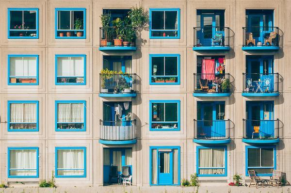 Rodzaje balustrad balkonowych