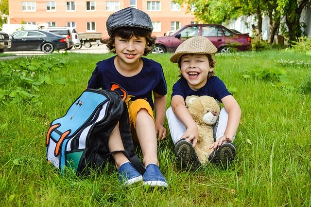 Plecaki szkolne dla chłopców
