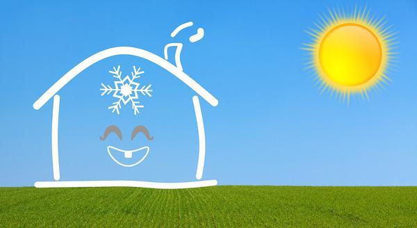 Zalety domowej klimatyzacji