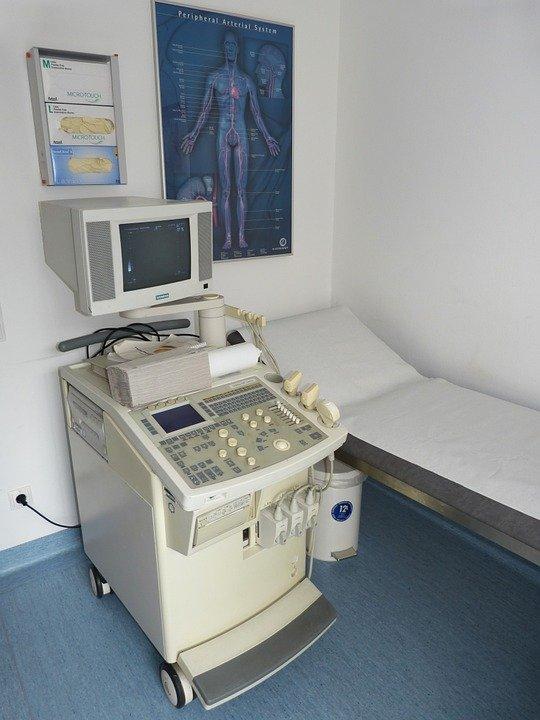 Echokardiografia w klinice w Krakowie