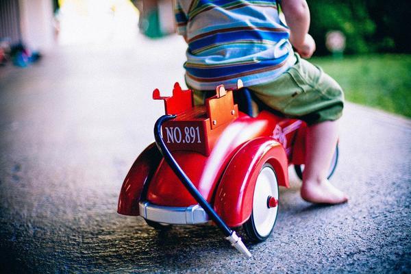 Odpowiednia zabawka dla dziecka